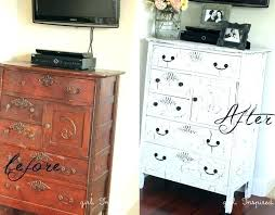 distressed white wood furniture. Spray Paint For Wood Best White Furniture Distressed Black E
