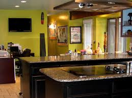 lime green kitchen wall decor