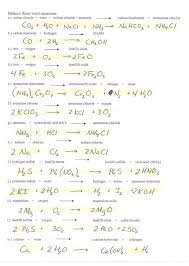 26 balancing chemical equations answers well balancing chemical equations answers worksheet key 1 25 jennarocca awesome