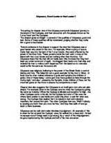 odysseus bad leader essay  odysseus bad leader essay