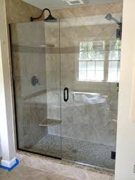 seamless glass shower sensational bathroom shower glass door glass shower cost of shower enclosure pic frameless seamless glass