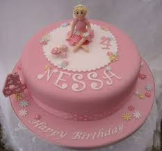 21 Inspired Photo Of Birthday Cakes For Little Girls Birijuscom