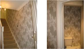hall stairs landing cloakroom