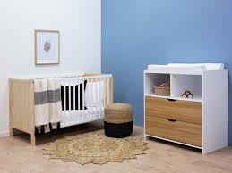 Blue nursery furniture White Wood Nursery Starter Plus Package Mocka Nursery Starter Plus Package Nursery Furniture Mocka Nz