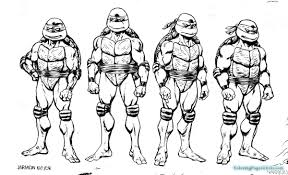 ninja turtle coloring pages. Exellent Pages Teenage Mutant Ninja Turtle Coloring Pages To Print 2744345 For R