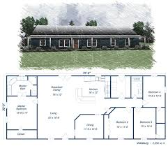 Floor plans inexpensive house splendid design ideas metal house designs marvelous metal building minimalist home