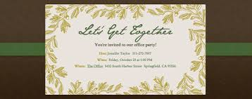 Team Get Together Invitation Top 5 Office Party Dos And Donts Evite