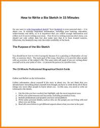 military bio samples biography essay format biographical how to  4 personal biography essay examples address example how to write a good howtowriteabiosketchin15minutes 170119103610 thumbnail cb14848
