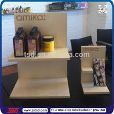 Table Top Product Display Stands TsdW100 Table Top Mdf Wooden Hair Product Display Stands Makeup 6