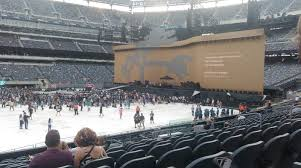 U2 Metlife Seating Chart Metlife Stadium Section 114 Row 23 Seat 14 U2 Tour The