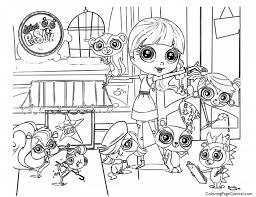 Small Picture Get This Littlest Pet Shop Kids Printable Coloring Pages 84027