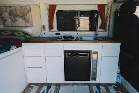 Our Diy Campervan Kitchen Set Up Essentials