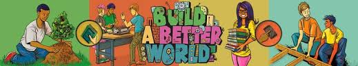 Image result for background free clipart build a better world