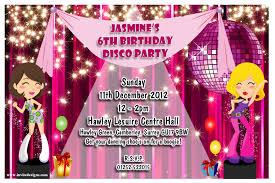 Dance Invitation Ideas Kids Dance Party Invitations Gseokbinder Kids Dance Party