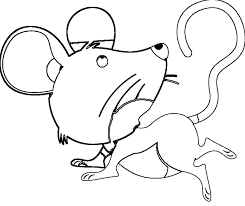 Small Picture Monkey mouse kids coloring pages free printable coloring
