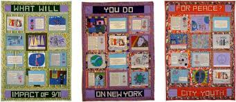 9/11 PEACE STORY QUILT at the Met Â« Broadway Housing Communities & Where ... Adamdwight.com