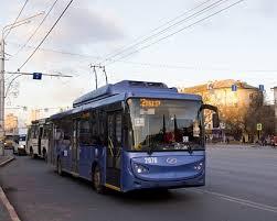 Новости общественного транспорта России Трамваи и троллейбусы В Уфе пассажир нанес телесные повреждения кондуктору троллейбуса