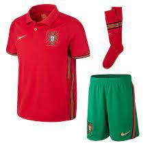 2020-2021 Portugal Home Nike Mini Kit [CD1273-687] - Uksoccershop