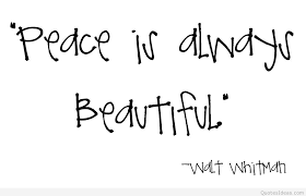 Beautiful Peace Quote HD Beauteous Quotes About Peace