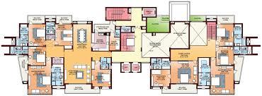 Floor Plans U2013 Housingdominicacom4 Bedroom Duplex Floor Plans