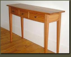 shaker hall table. Our Stylish Bowfront Hall Table Makes An Excellent First Impression As Entry Shaker