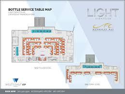 Light Vegas Bottle Service Light Nightclub West Coast Vip Nightlife Hotels