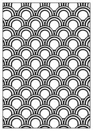 Small Picture Art deco Coloring pages for adults JustColor
