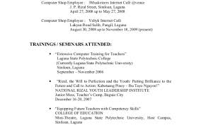 Resume Resume Example Resume Template Outline Resume Outline