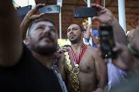 Ali Gürbüz, altın kemerin ebedi sahibi olmayı hedefliyor - Haber, Son  Dakika Haberler, Güncel Gazete Haberleri