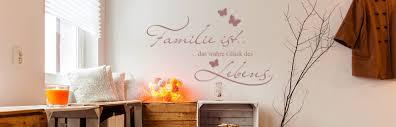 Tolle Wandtattoo Familie Familienregeln Sprüche Bilderrahmen