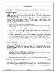 Executive Resume Resume Cv Cover Letter