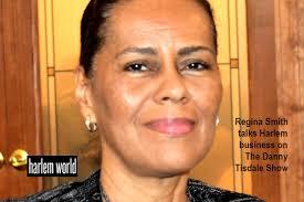 Regina Smith Talks Harlem Business On The Danny Tisdale Show (Audio)
