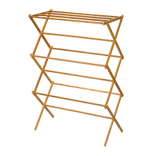 eco friendly clothes drying rack