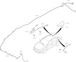 2015 kia optima korean made antenna diagram 9196211