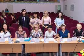 Защита магистерских диссертаций в Павлодарском госуниверситете  Защита магистерских диссертаций в Павлодарском госуниверситете прошла на английском языке
