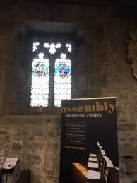 passchendale assembly memorial chairs exhibit visits youlgrave