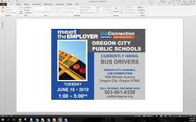 Web Design Oregon City Hiring Event Oregon City 6 18 19 Oregon City