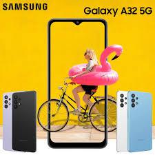 Deal on Samsung Galaxy A32 5G 6GB RAM ...