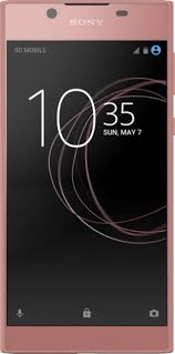 sony xperia l1. sony - xperia l1 4g lte with 16gb memory cell phone (unlocked) pink xperia