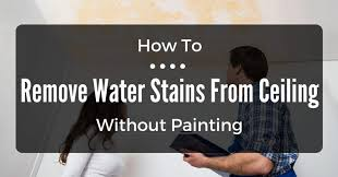 remove water stain from ceiling. Delighful Water Throughout Remove Water Stain From Ceiling H