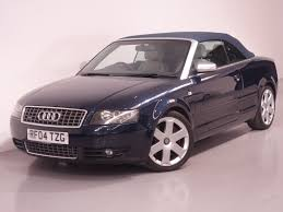 Used Blue Audi S4 for Sale | Hampshire