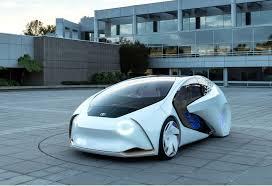 Toyota unveils concept car with AI and autonomous driving tech ...