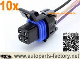aliexpress com buy longyue 10pcs 4 way ls1 oxygen o2 sensor longyue 10pcs 4 way ls1 oxygen o2 sensor connector pigtail fuel pump connector wiring harness new