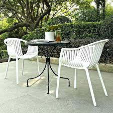 resin patio dining sets white patio dining set white outdoor dining chairs patio table and plastic