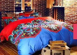 boho duvet covers king amazing bohemian style quilt cover sets queen bed cotton bed regarding duvet