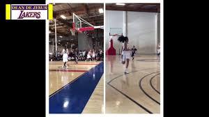 She is Kobe 2.0!! Gianna Bryant