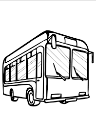 Small Picture 13 best Bus Coloring Pages images on Pinterest Buses Coloring