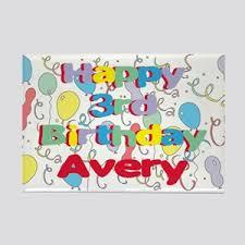 Happy Birthday Avery Happy Birthday Avery Home Decor Cafepress