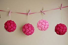 Diy Crepe Paper Flower Balls 29 Marvelous Lessons How To Make A Flower Ball
