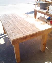 Barnwood Kitchen Table Reclaimed Wood Kitchen Table Ottawa Cliff Kitchen